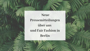 Fair Fashion Berlin