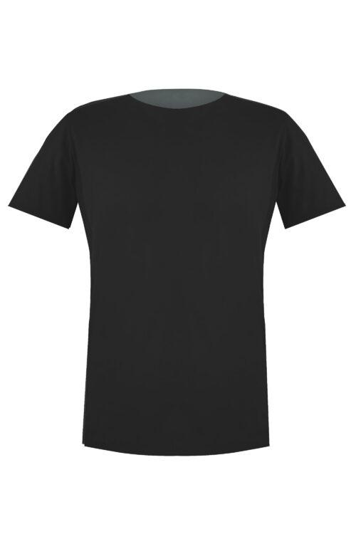 wendeshirt schwarz grau